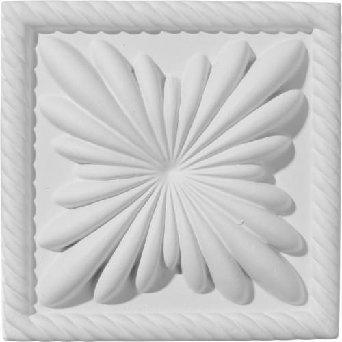 4 3/8W x 4 3/8H x 1P Cole Plinth Block