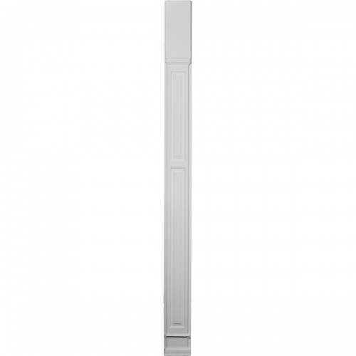 7W x 90 1/2H x 2 3/8P Double Raised Panel Trimmable by 12 (each)