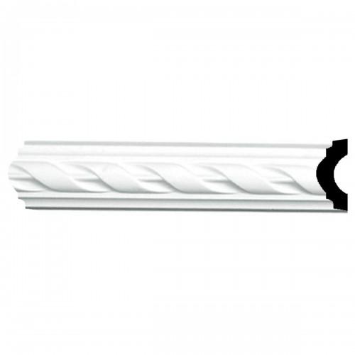 1 5/8H x 3/4P x 94 1/2L Jackson French Ribbon Panel Moulding