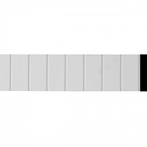 3 7/8H x 1/2P x 96L Lunel Panel Moulding