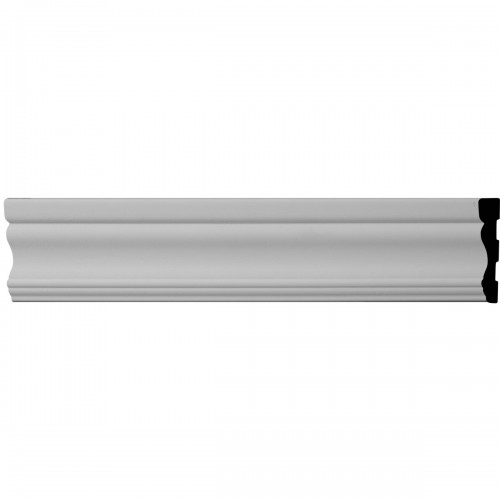2 7/8H x 5/8P x 96L Smooth Panel Moulding