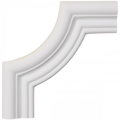6W x 6H x 1/2P Swindon Panel Moulding Corner