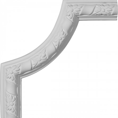 9W x 9H Kendall Panel Moulding Corner II