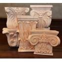 Wood Capitals