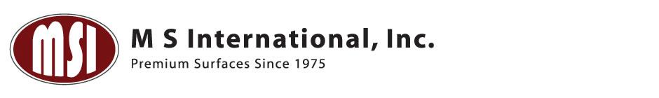 M S International, Inc.